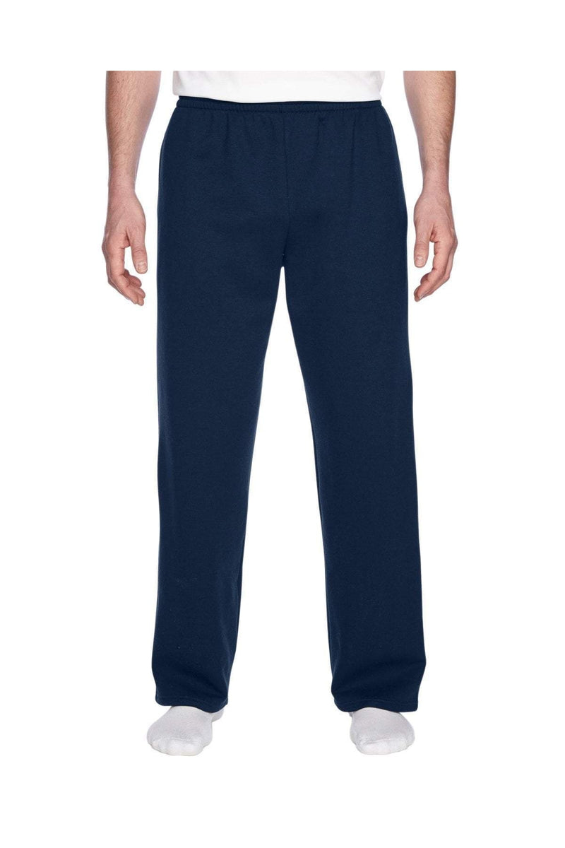 Fruit of the Loom SF74R: Adult 7.2 oz. SofSpun(r) Open-Bottom Pocket Sweatpants-Sweatshirts-Bulkthreads.com, Wholesale T-Shirts and Tanks