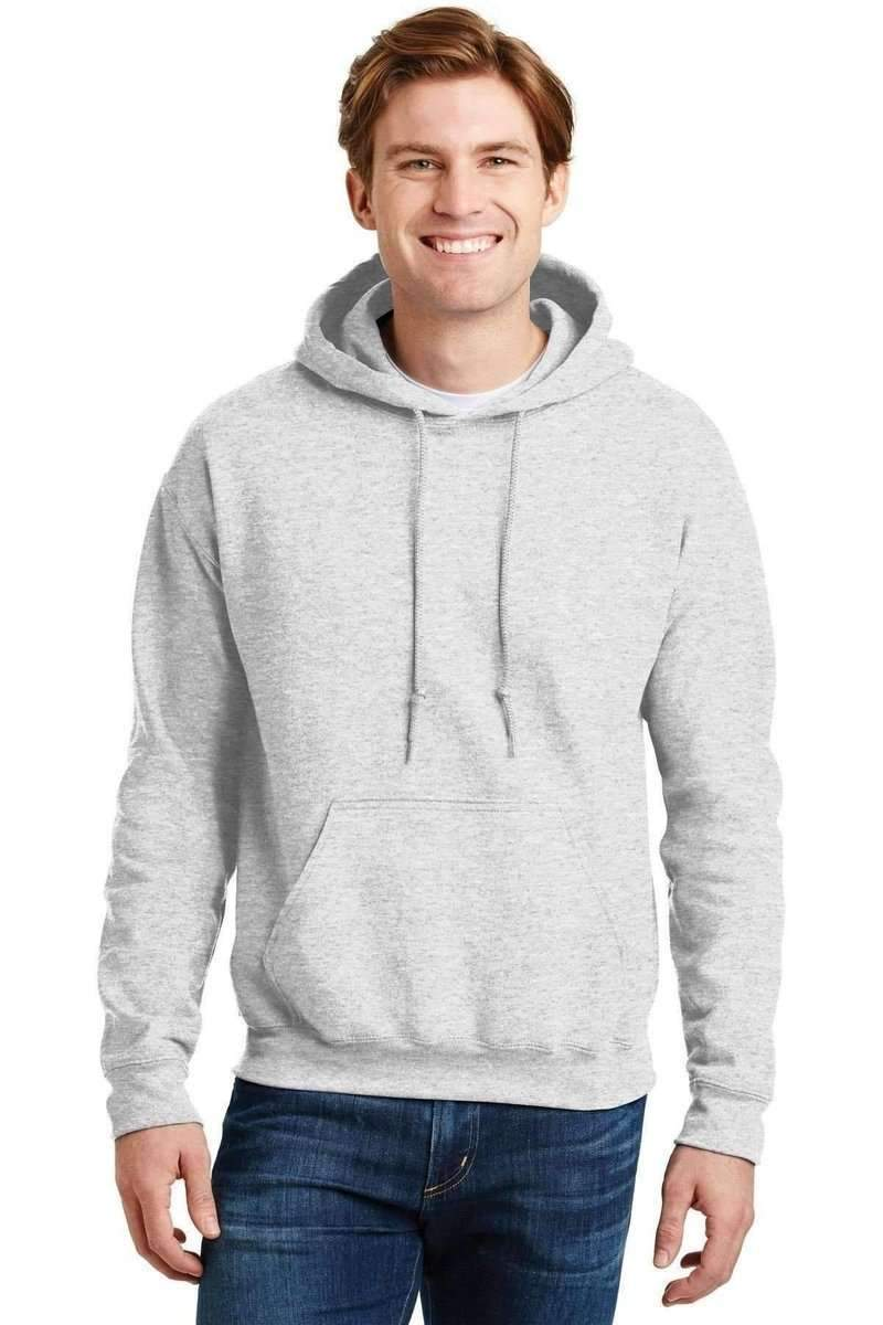 Gildan G125: DryBlend Pullover Hooded Sweatshirt-Sweatshirts/Fleece-Bulkthreads.com, Wholesale T-Shirts and Tanks