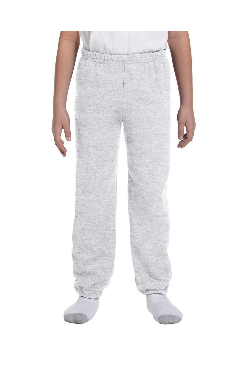 Gildan G182B: Youth Heavy Blend(tm) 8 oz., 50/50 Sweatpants-Gildan-Bulkthreads.com