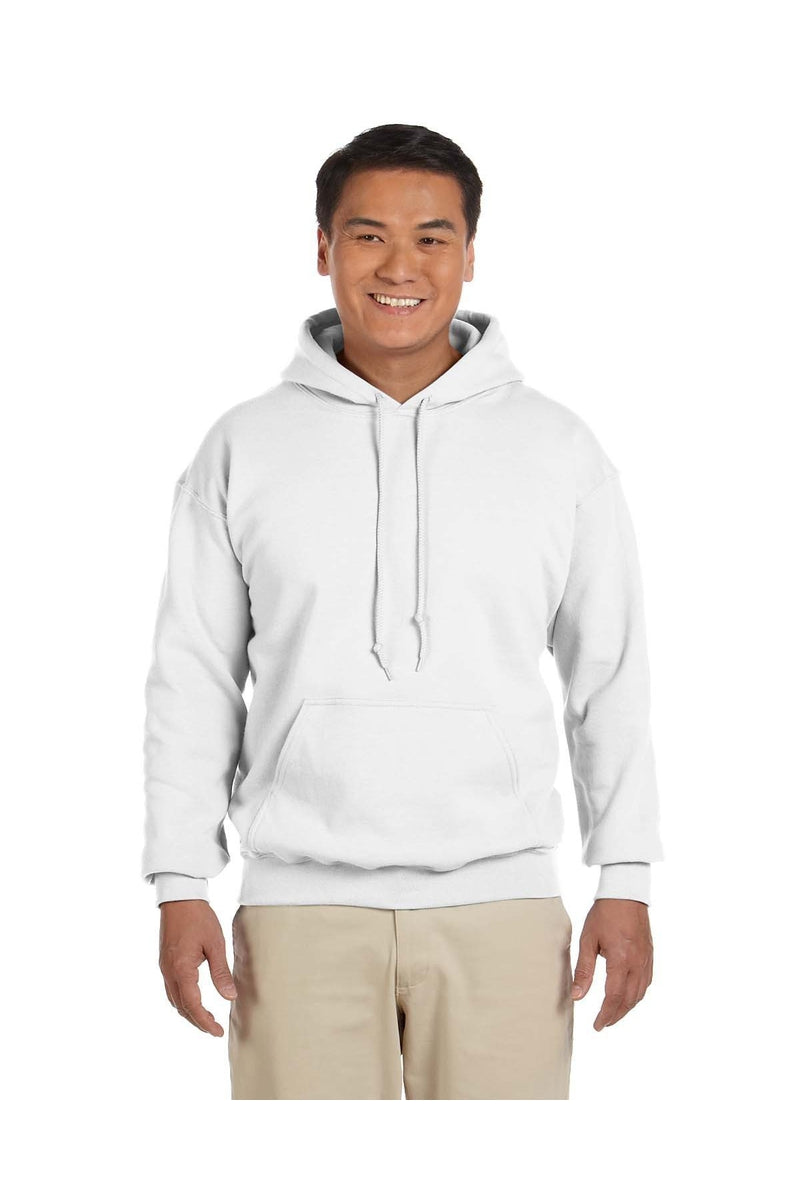 Gildan G185: Adult Heavy Blend(tm) 8 oz., 50/50 Hood, Basic Colors-Sweatshirts-Bulkthreads.com, Wholesale T-Shirts and Tanks