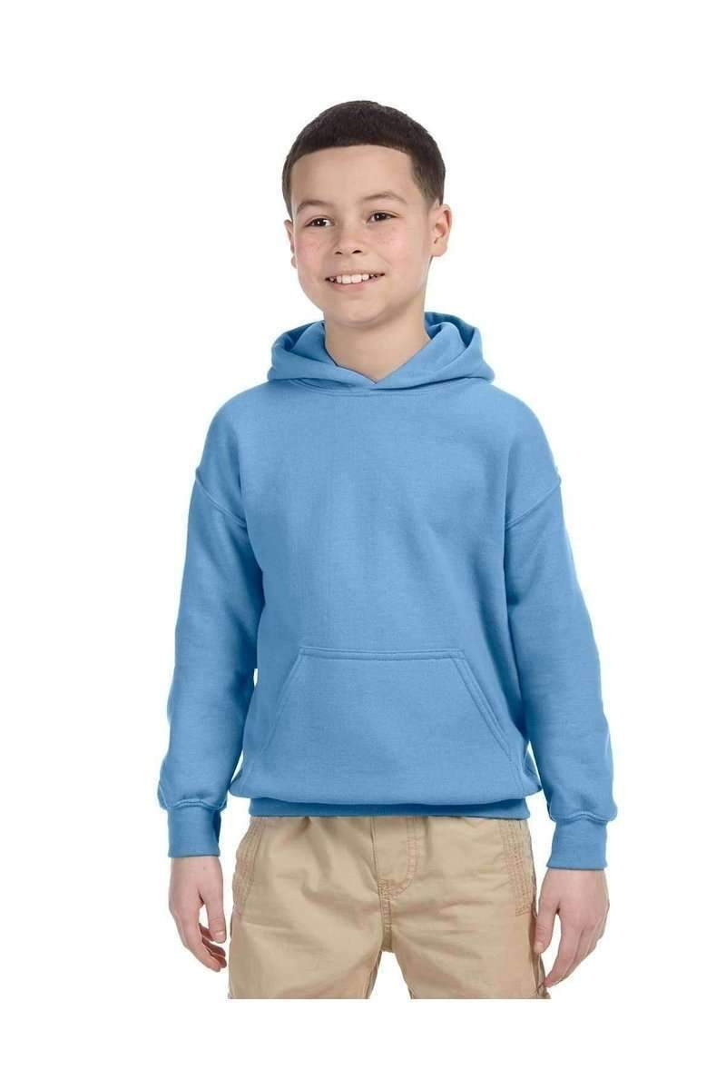 Gildan G185B: Youth Hoodie-Youth Hoodie-Bulkthreads.com, Wholesale T-Shirts and Tanks