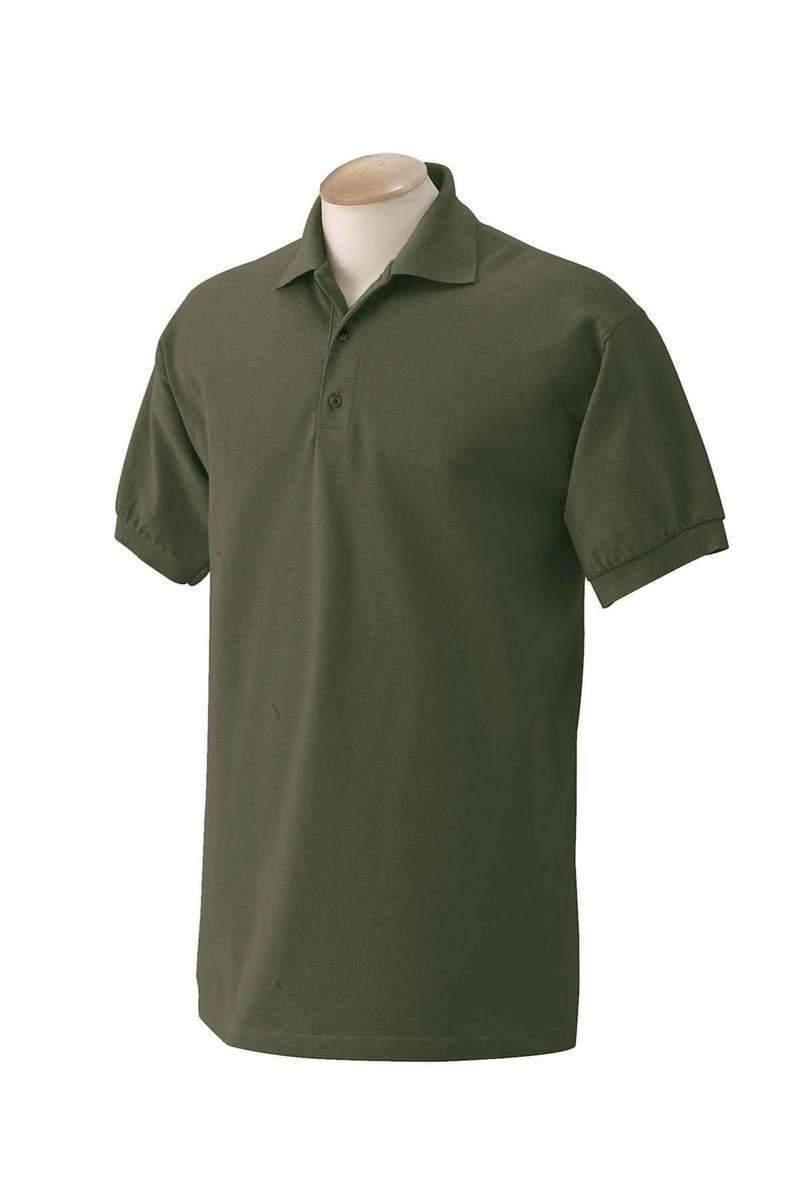 0e3c96b3a Gildan G380: Men's Ultra Cotton Pique Polo-Men's Polo Shirt-Gildan-S