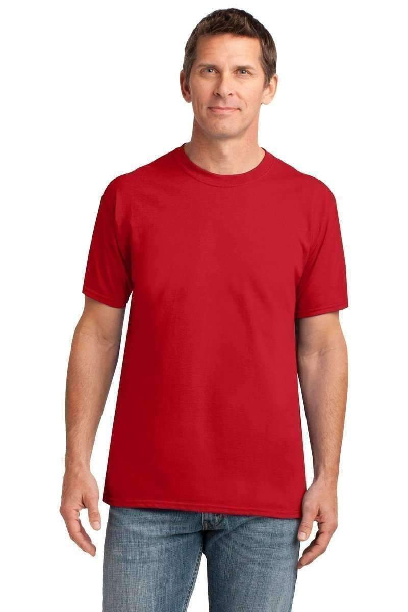 Gildan G420: Performance Tee-Men's T-shirt-Gildan-S-Red-wholesale t shirts -Bulkthreads.com