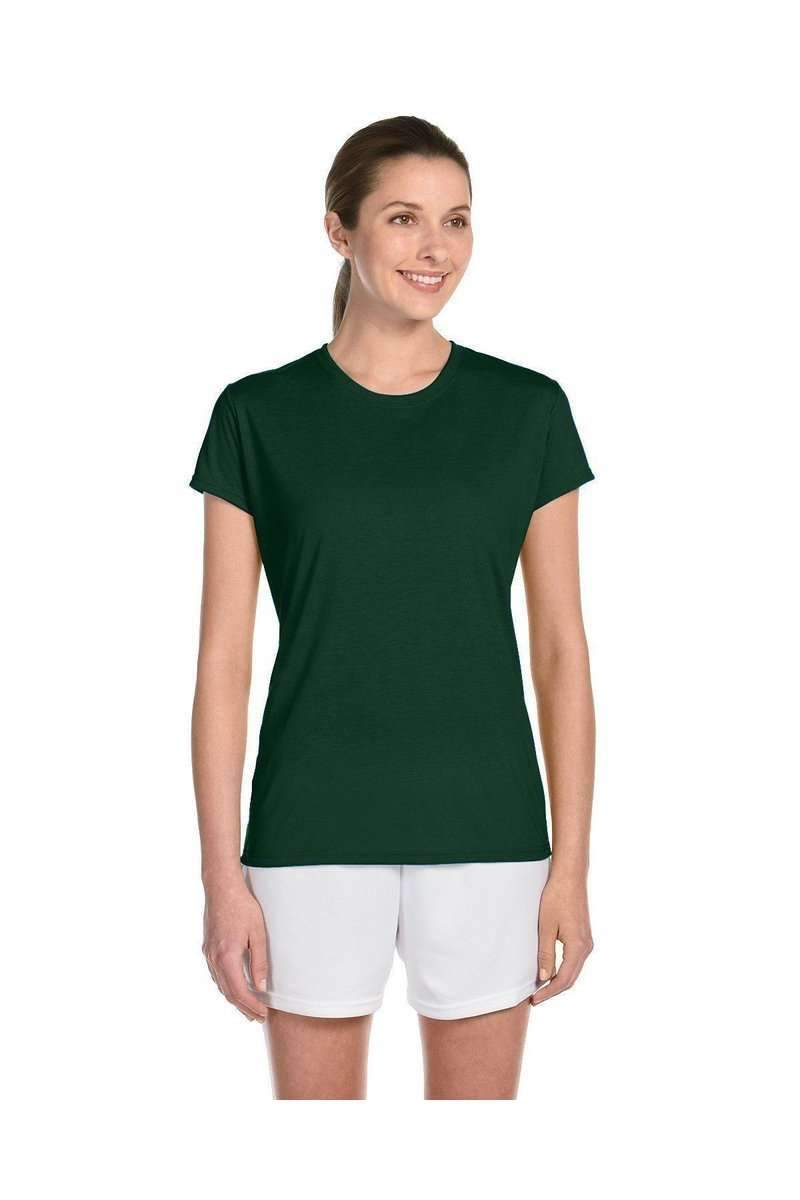 Gildan G420L: Ladies Performance Tee-Ladies-Bulkthreads.com, Wholesale T-Shirts and Tanks