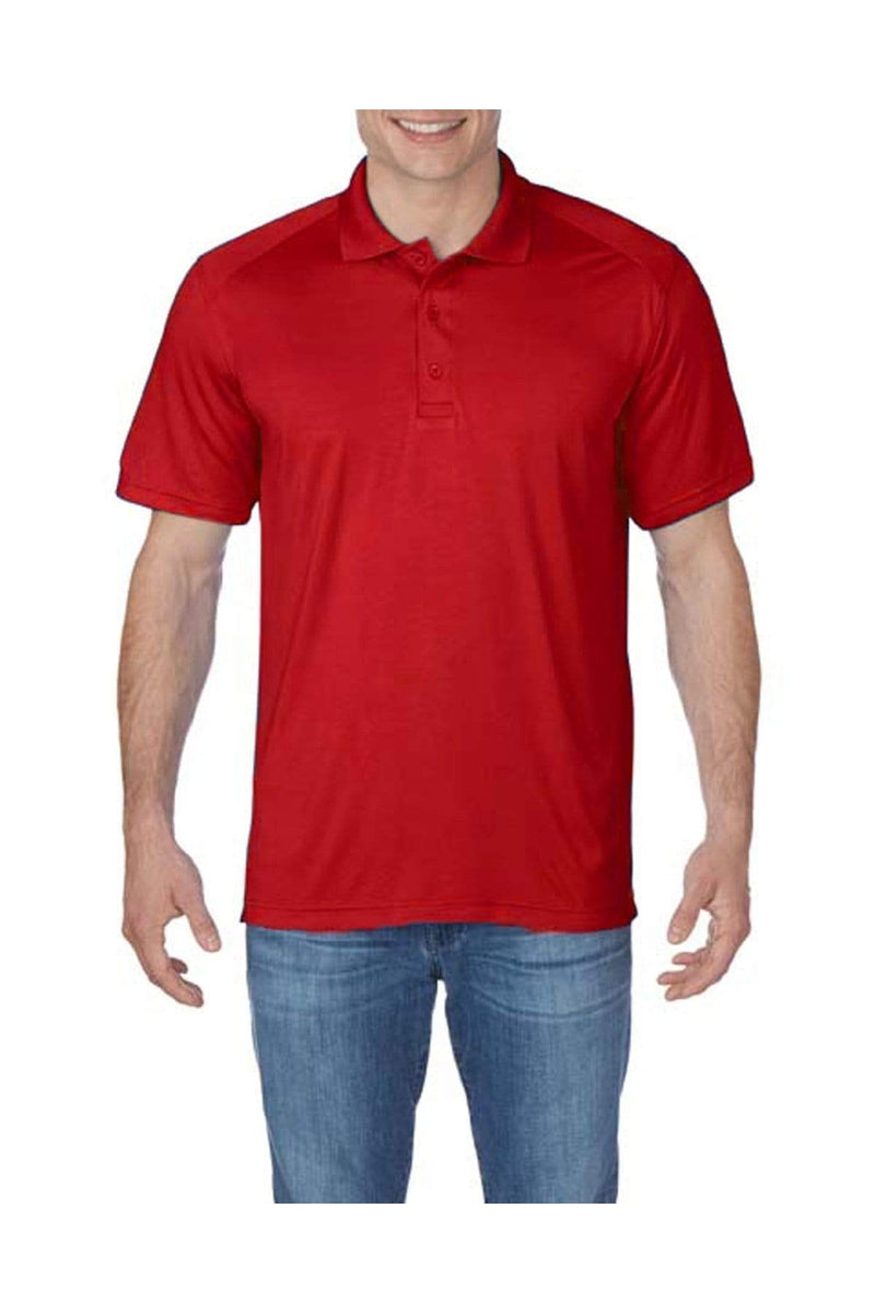 Gildan G488: Performance(r) Adult Jersey Polo-Polos-Bulkthreads.com, Wholesale T-Shirts and Tanks