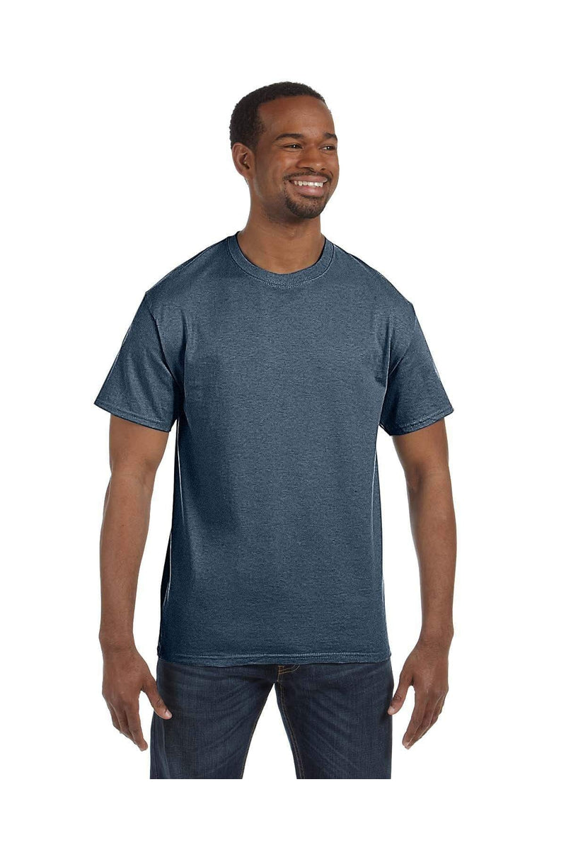 Gildan G500: Adult 5.3 oz. T-Shirt, Extended Colors 3-T-Shirts-Bulkthreads.com, Wholesale T-Shirts and Tanks