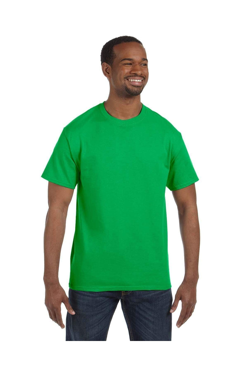 Gildan G500: Adult 5.3 oz. T-Shirt, Extended Colors 4-T-Shirts-Bulkthreads.com, Wholesale T-Shirts and Tanks
