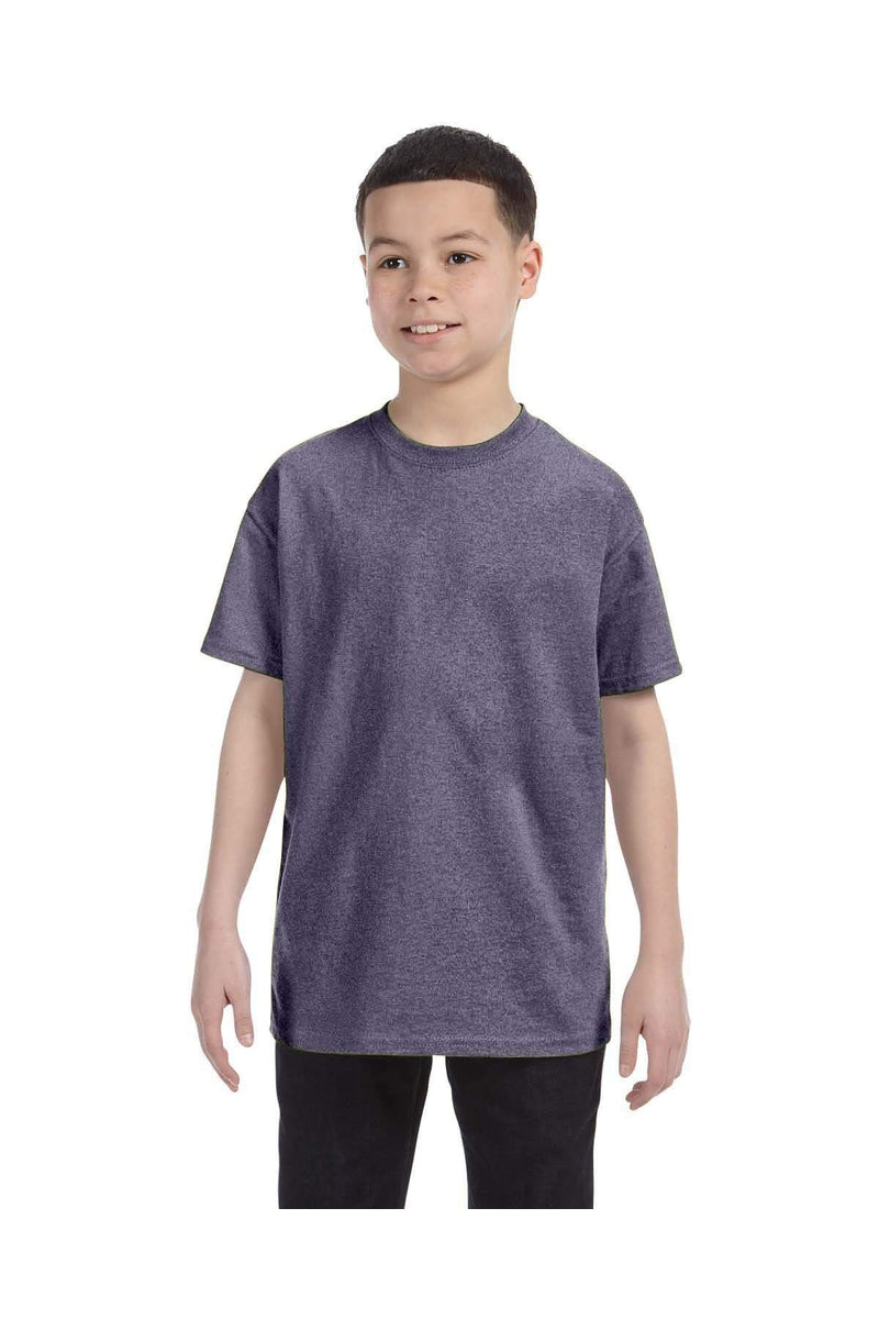 Gildan G500B: Youth 5.3 oz. T-Shirt, Traditional Colors-T-Shirts-Bulkthreads.com, Wholesale T-Shirts and Tanks