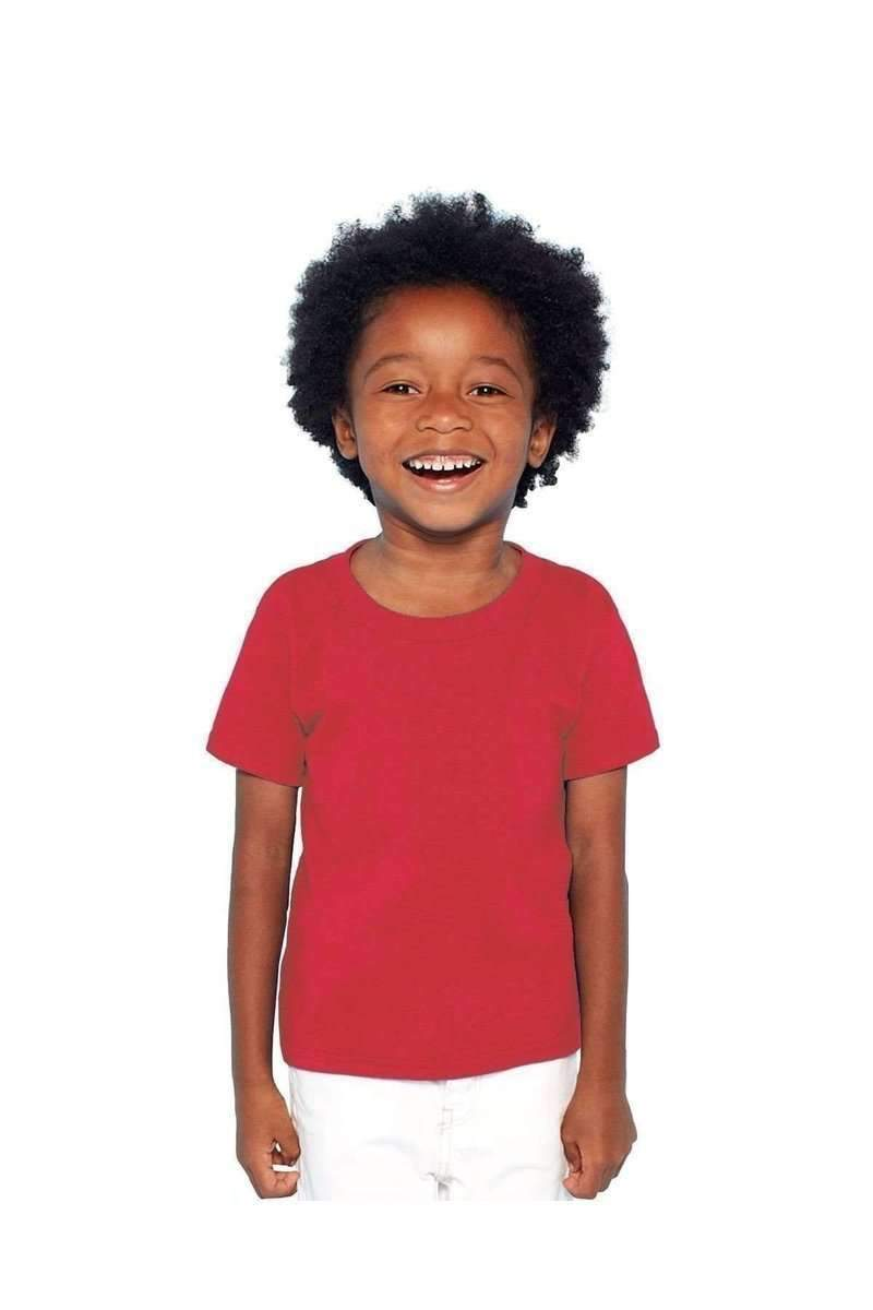 Gildan G510P: A T-Shirt for Toddlers-Youth T-shirt-Gildan-2T-Red-wholesale t shirts -Bulkthreads.com