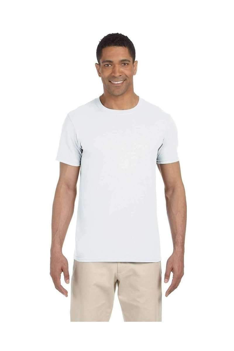 Gildan G640: Adult Softstyle Tee-Men's T-shirt-Bulkthreads.com, Wholesale T-Shirts and Tanks