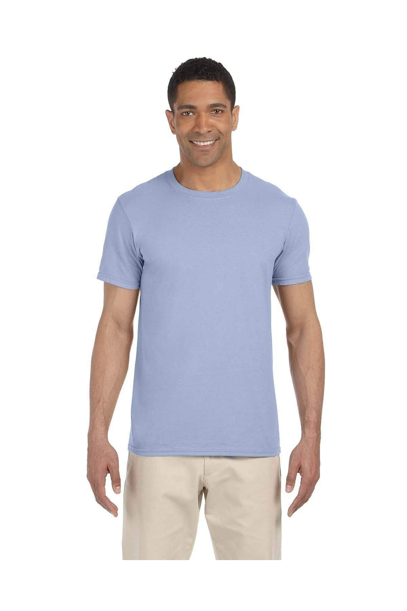 Gildan G640: Adult Softstyle® 4.5 oz. T-Shirt, Traditional Colors-T-Shirts-Bulkthreads.com, Wholesale T-Shirts and Tanks