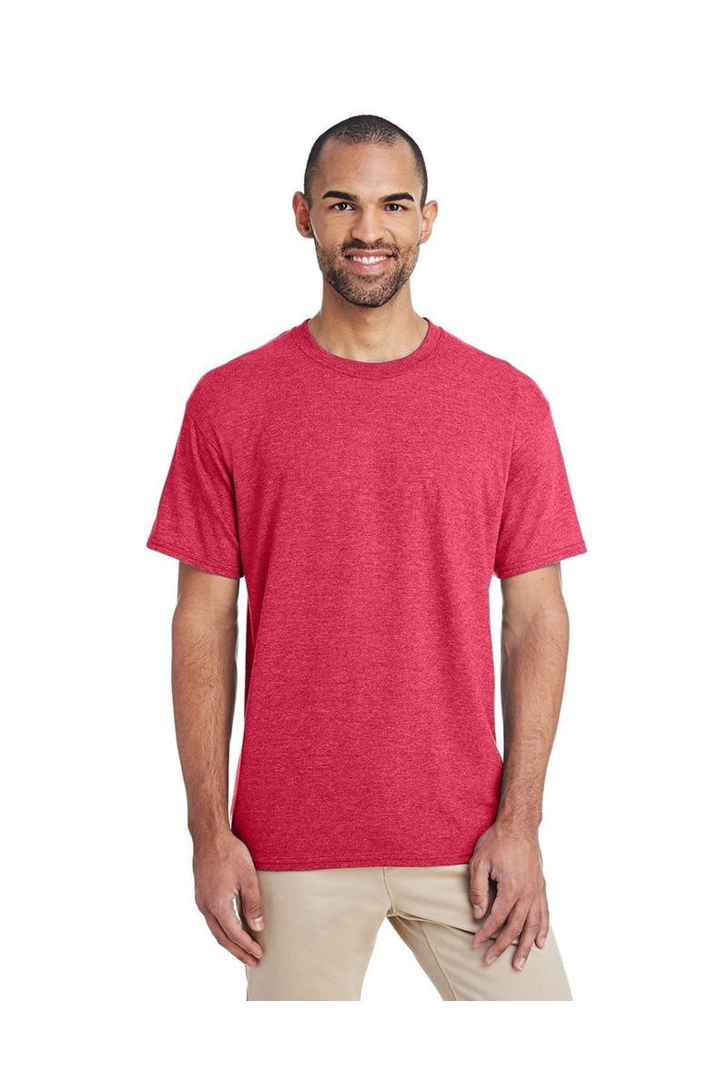 Gildan G800: Adult 5.5 oz., 50/50 T-Shirt, Extended Colors-T-Shirts-Bulkthreads.com, Wholesale T-Shirts and Tanks