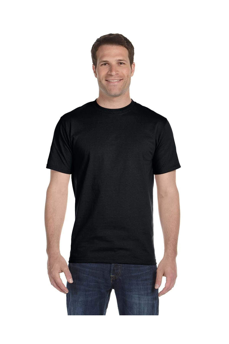 Gildan G800: Adult 5.5 oz., 50/50 T-Shirt, Traditional Colors-T-Shirts-Bulkthreads.com, Wholesale T-Shirts and Tanks