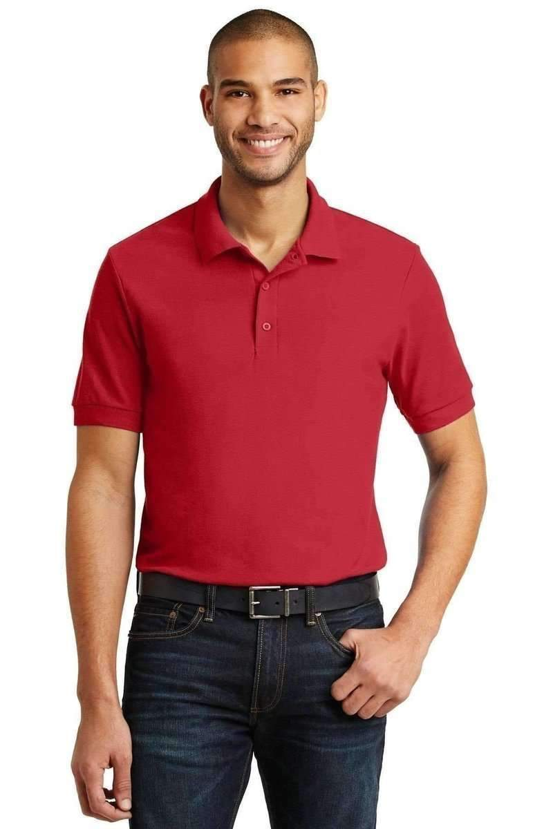 Gildan G828: 100% Double Pique Cotton Sport Shirt-Polos/Knits-Bulkthreads.com, Wholesale T-Shirts and Tanks