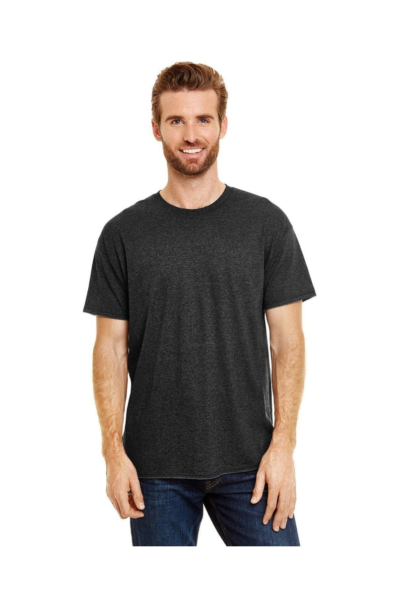 Hanes 42TB: Adult X-Temp® Triblend T-Shirt-T-Shirts-Bulkthreads.com, Wholesale T-Shirts and Tanks