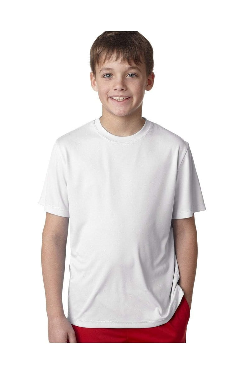 Hanes 482Y: Youth Cool DRI® with FreshIQ Performance T-Shirt-T-Shirts-Bulkthreads.com, Wholesale T-Shirts and Tanks