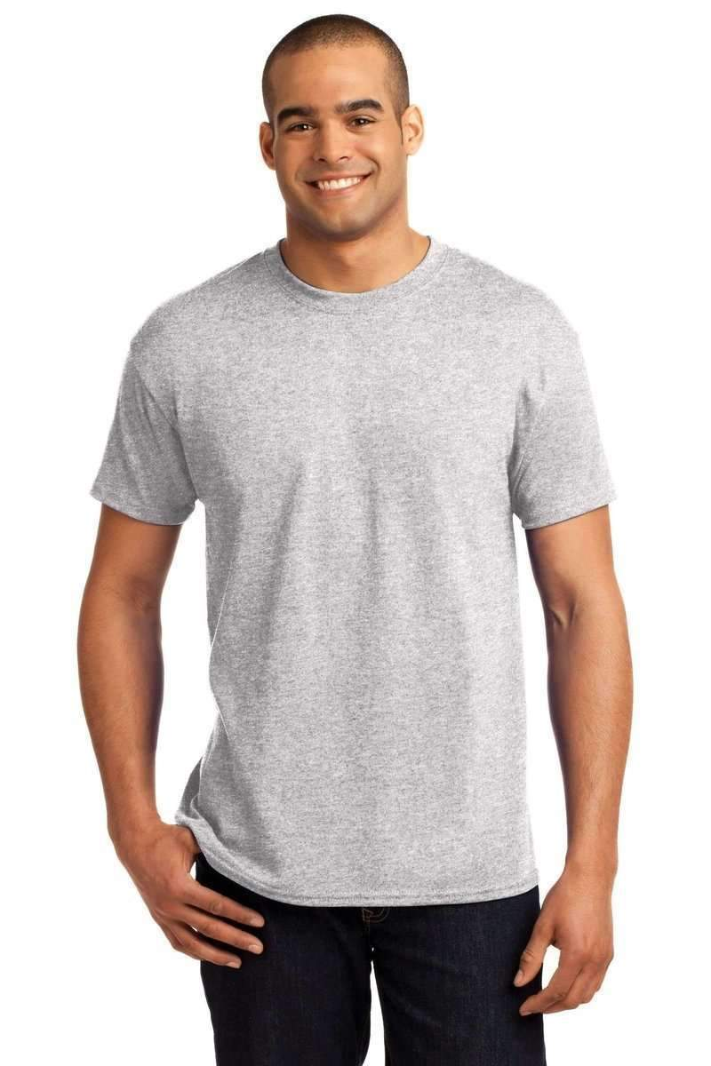 Hanes 5170: 50 / 50, Cotton / Poly Blend-Men's T-shirts-Bulkthreads.com, Wholesale T-Shirts and Tanks