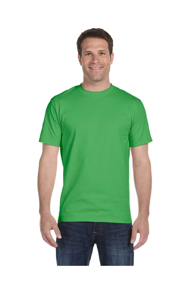 Hanes 5180: Adult 6.1 oz. Beefy-T®, Traditional Colors-T-Shirts-Bulkthreads.com, Wholesale T-Shirts and Tanks