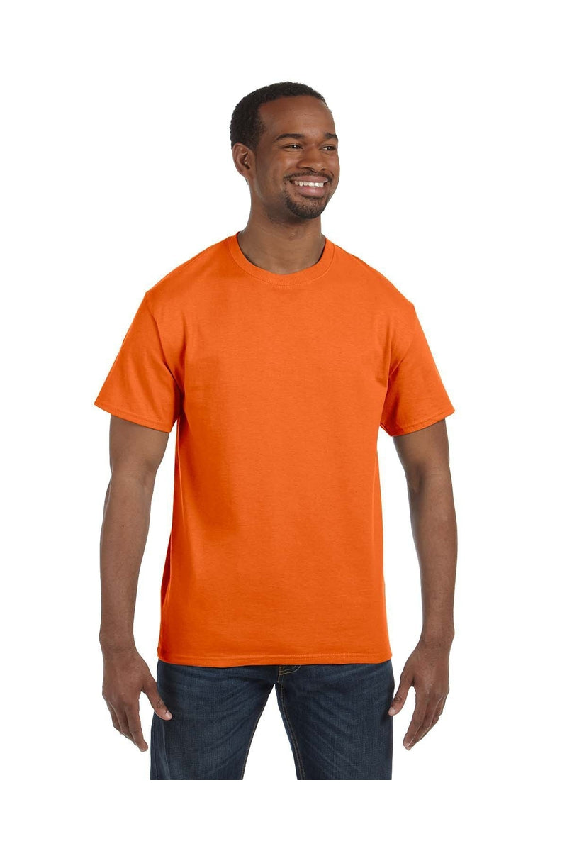 Hanes 5250T: Men's 6.1 oz. Tagless® T-Shirt, Extended Colors 3-T-Shirts-Bulkthreads.com, Wholesale T-Shirts and Tanks