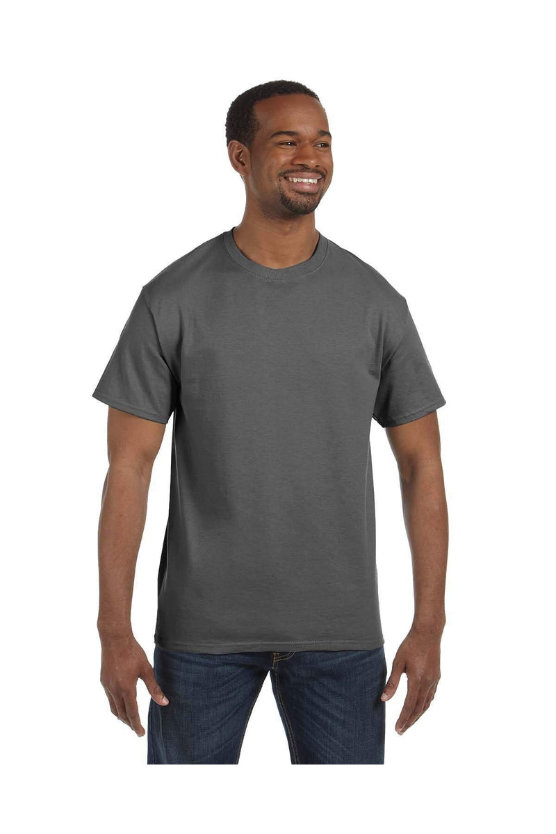 Hanes 5250T: Men's 6.1 oz. Tagless® T-Shirt, Extended Colors 4-T-Shirts-Bulkthreads.com, Wholesale T-Shirts and Tanks