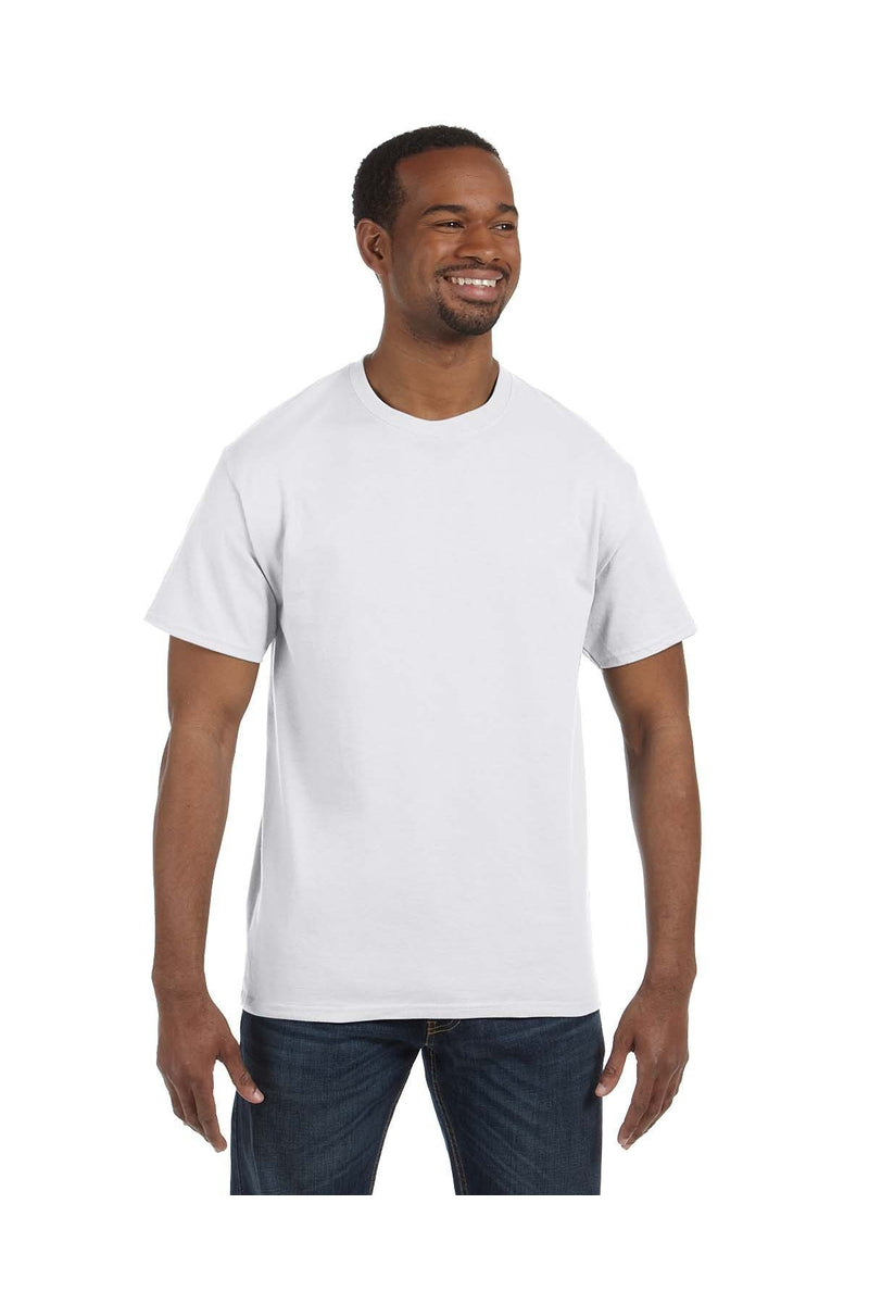 Hanes 5250T: Men's 6.1 oz. Tagless® T-Shirt-T-Shirts-Bulkthreads.com, Wholesale T-Shirts and Tanks