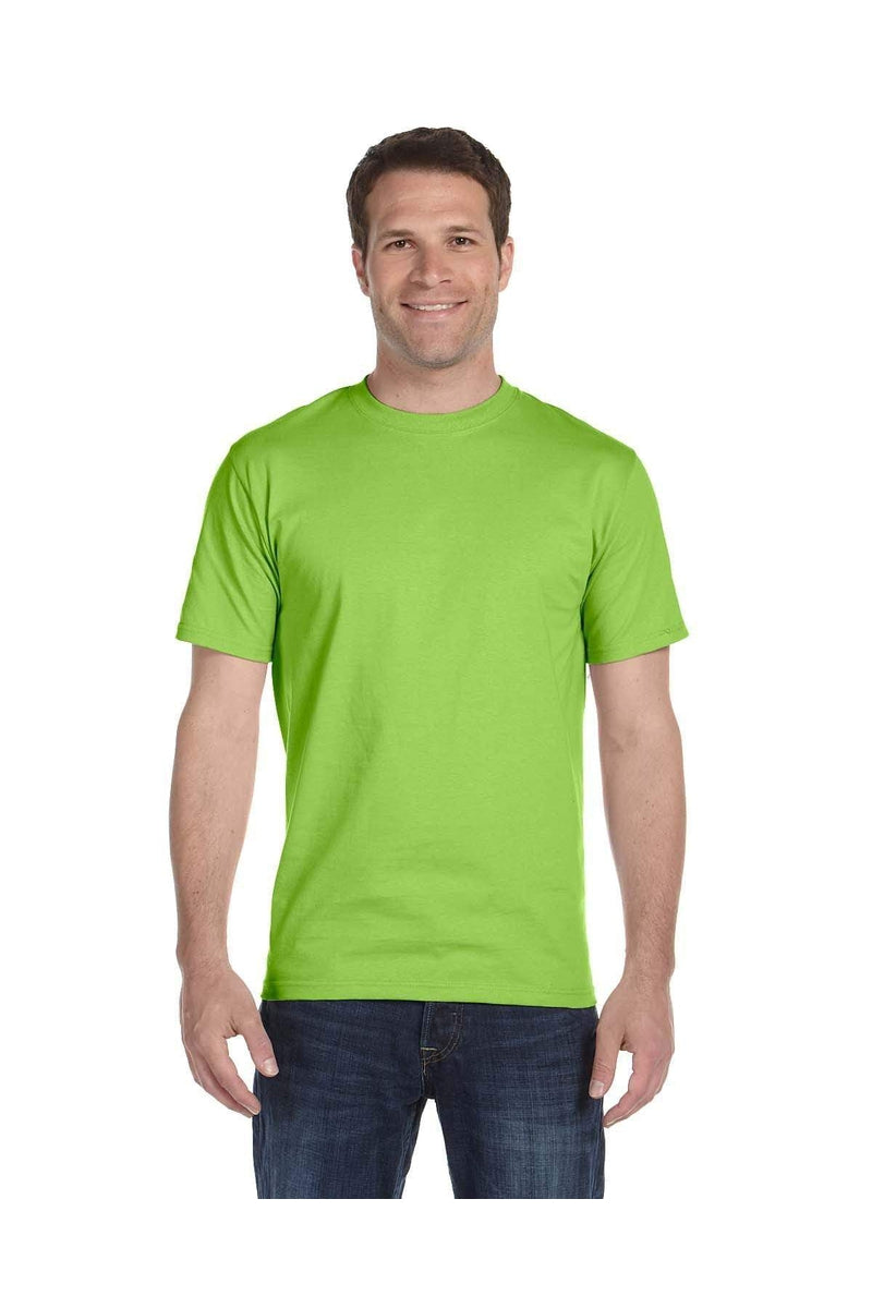 Hanes 5280: Adult 5.2 oz. ComfortSoft® Cotton T-Shirt, Basic Colors-T-Shirts-Bulkthreads.com, Wholesale T-Shirts and Tanks
