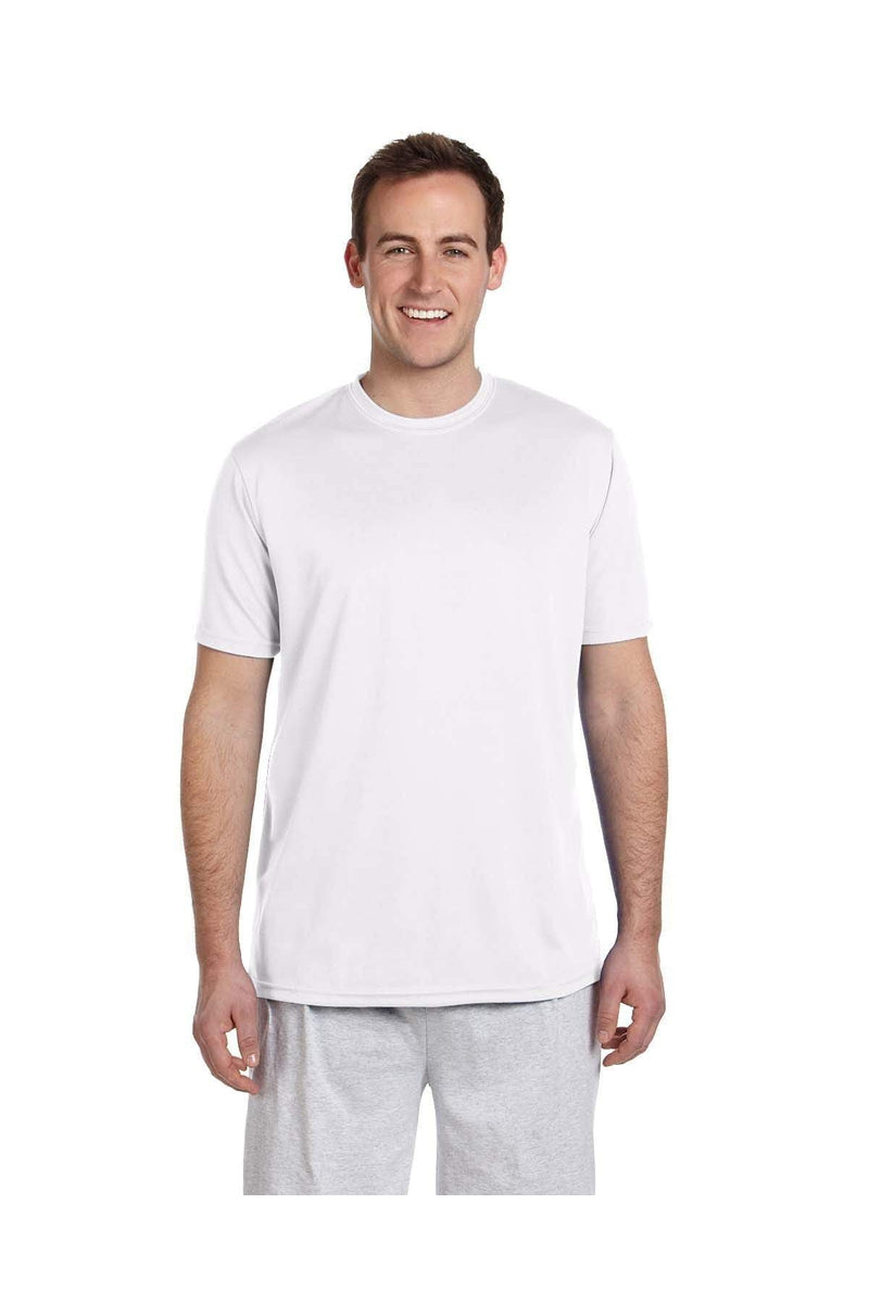 Harriton M320Y: Youth 4.2 oz. Athletic Sport T-Shirt-T-Shirts-Bulkthreads.com, Wholesale T-Shirts and Tanks