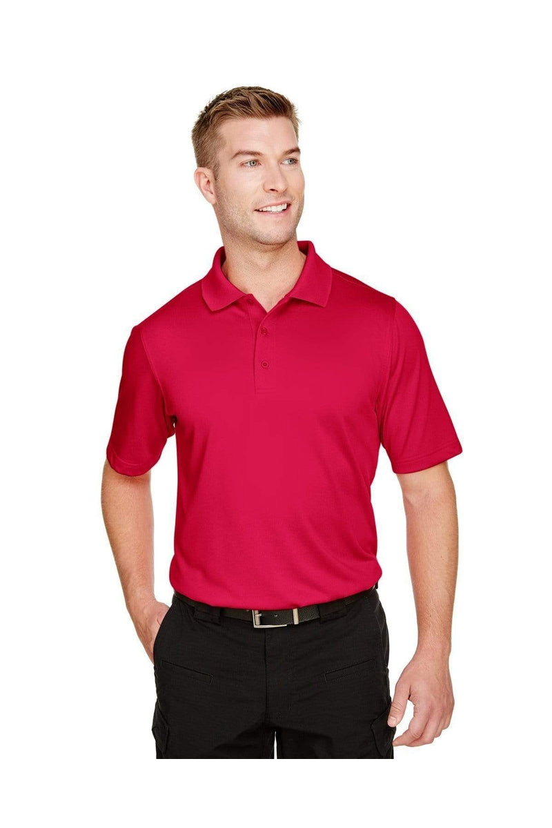Harriton M348: Men's Advantage Snag Protection Plus Polo-Polos-Bulkthreads.com, Wholesale T-Shirts and Tanks