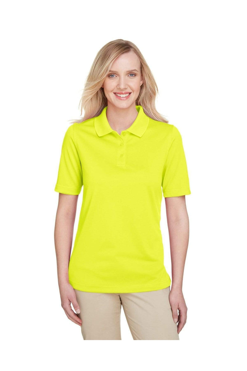 Harriton M348W: Ladies' Advantage Snag Protection Plus Polo-Polos-Bulkthreads.com, Wholesale T-Shirts and Tanks