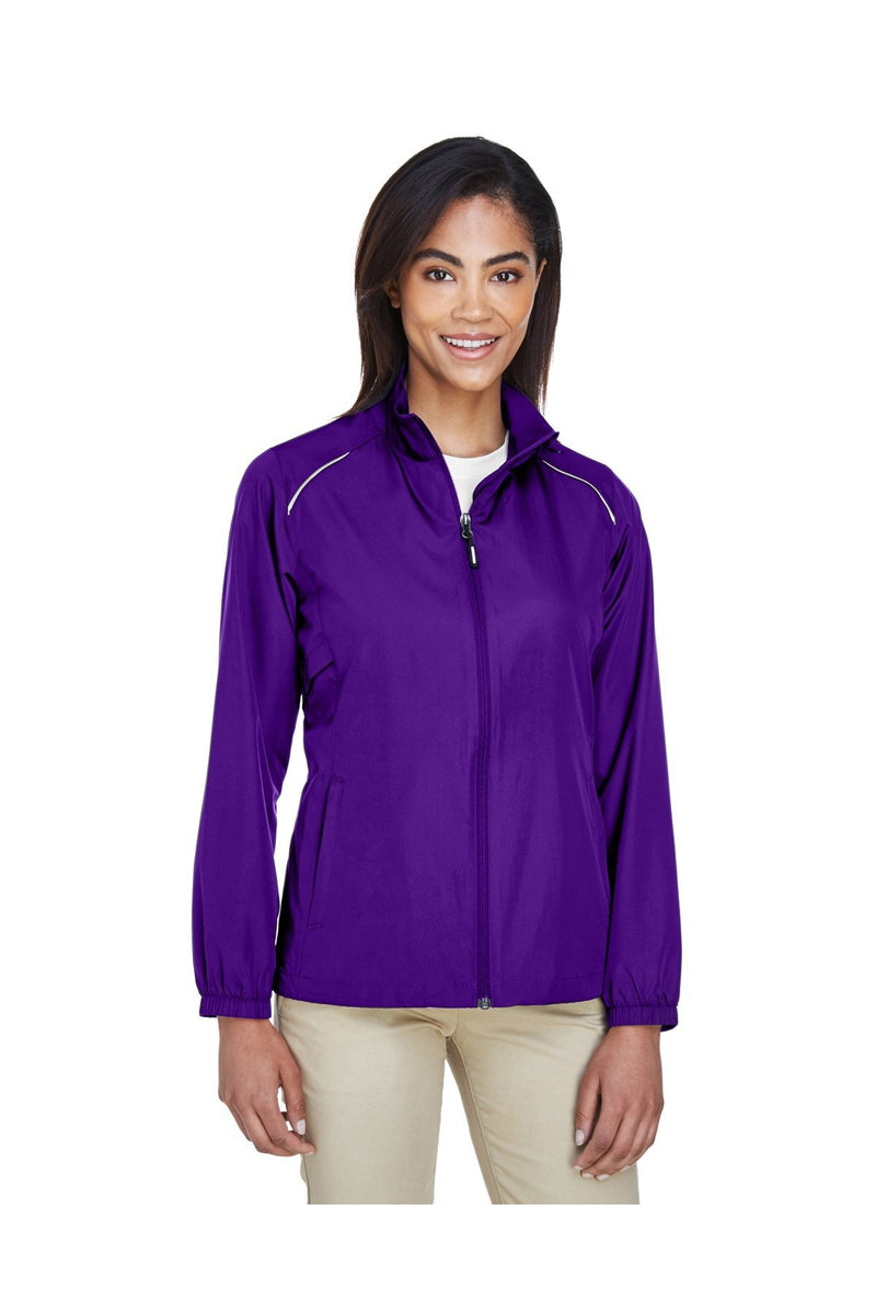 Ash City - Core 365 78183: Ladies' Motivate Unlined Lightweight Jacket-Outerwear-Bulkthreads.com, Wholesale T-Shirts and Tanks