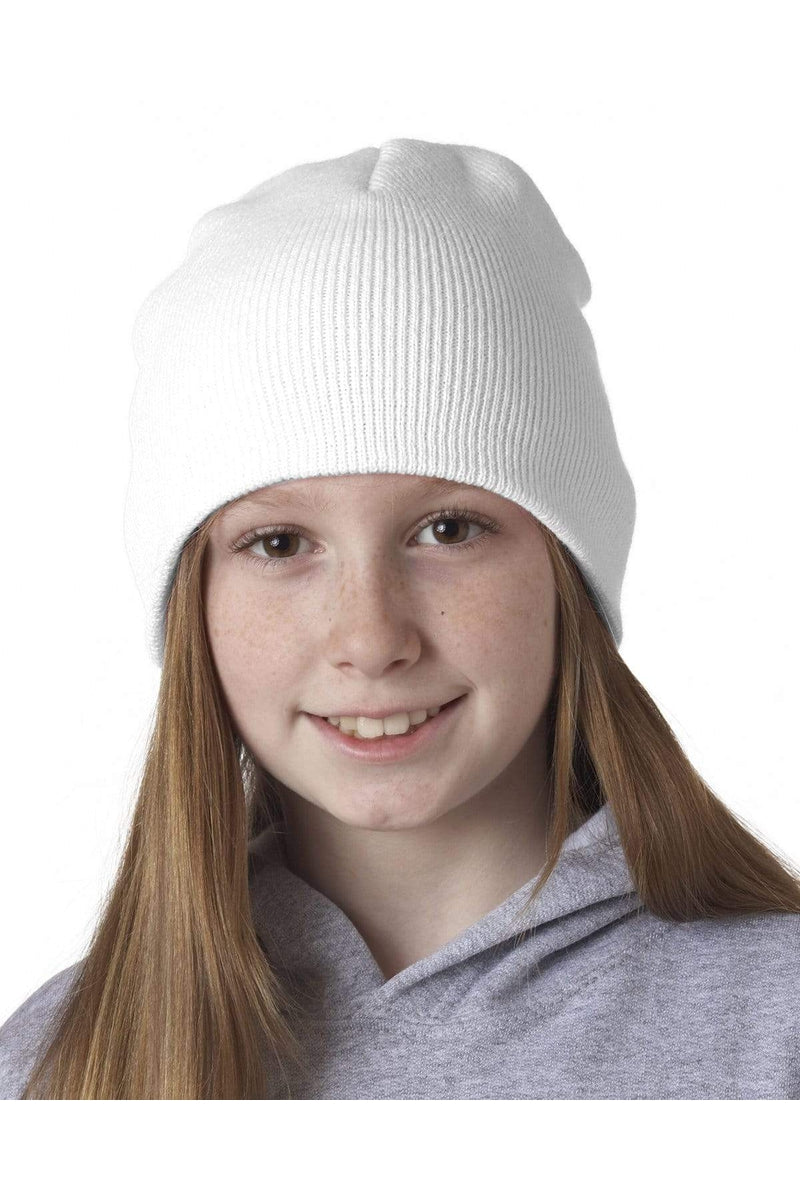 UltraClub 8131: Adult Knit Beanie