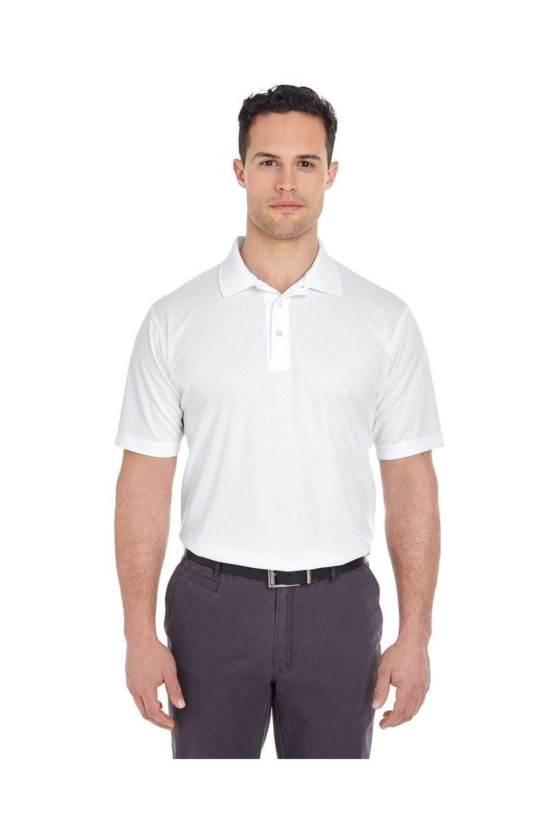 UltraClub 8210T: Men's Tall Cool & Dry Mesh Pique Polo-Polos-Bulkthreads.com, Wholesale T-Shirts and Tanks