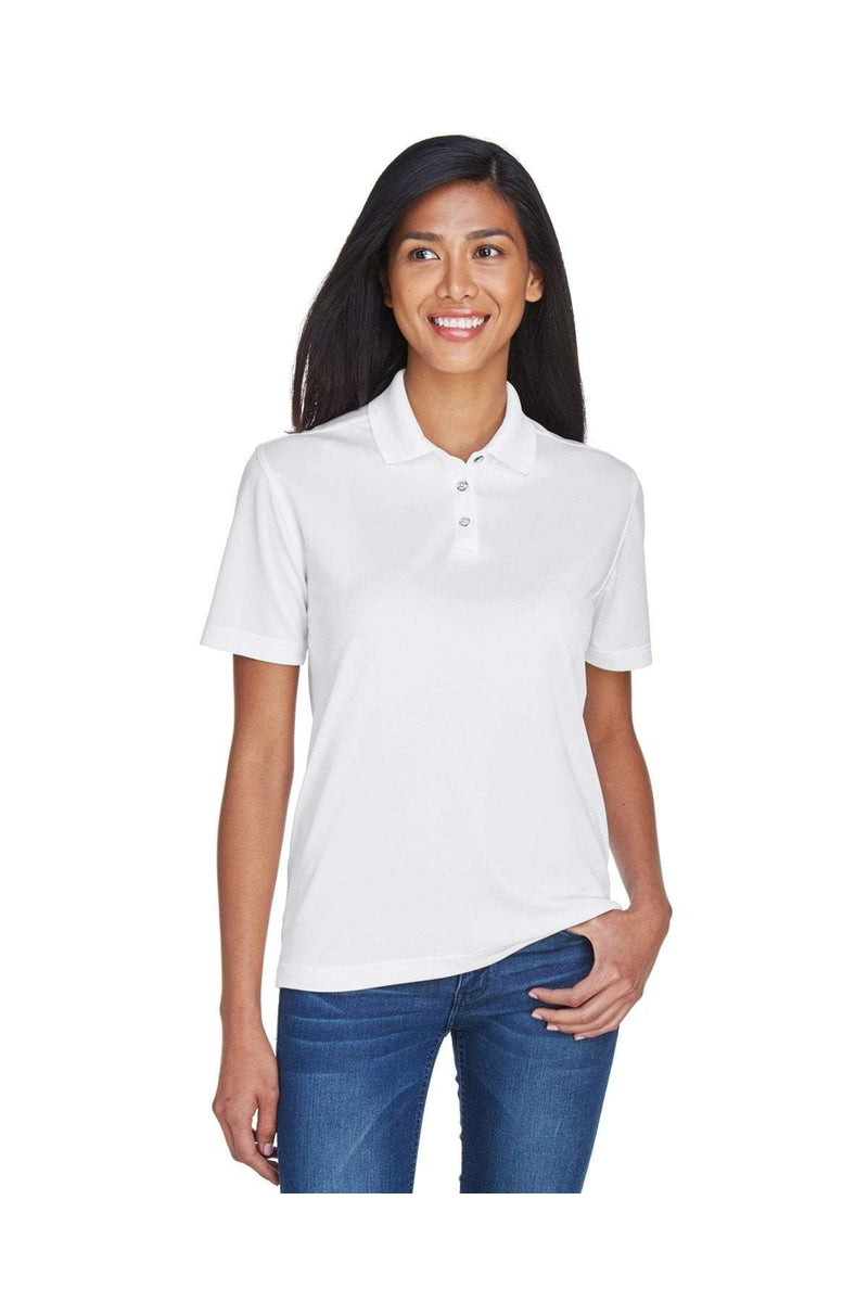 UltraClub 8404: Ladies' Cool & Dry Sport Polo-Polos-Bulkthreads.com, Wholesale T-Shirts and Tanks