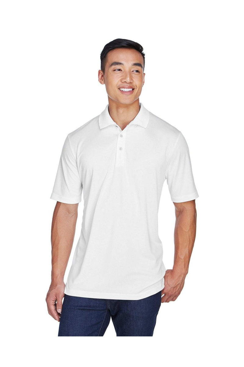 UltraClub 8405: Men's Cool & Dry Sport Polo-Polos-Bulkthreads.com, Wholesale T-Shirts and Tanks