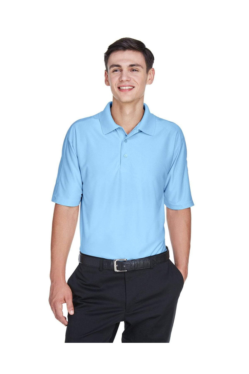 UltraClub 8415: Men's Cool & Dry Elite Performance Polo, Basic Colors-Polos-Bulkthreads.com, Wholesale T-Shirts and Tanks