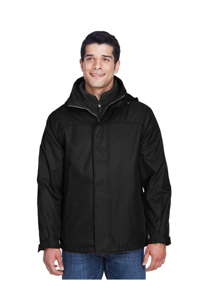 Ash City - North End 88130: Adult 3-in-1 Jacket-Outerwear-Bulkthreads.com, Wholesale T-Shirts and Tanks