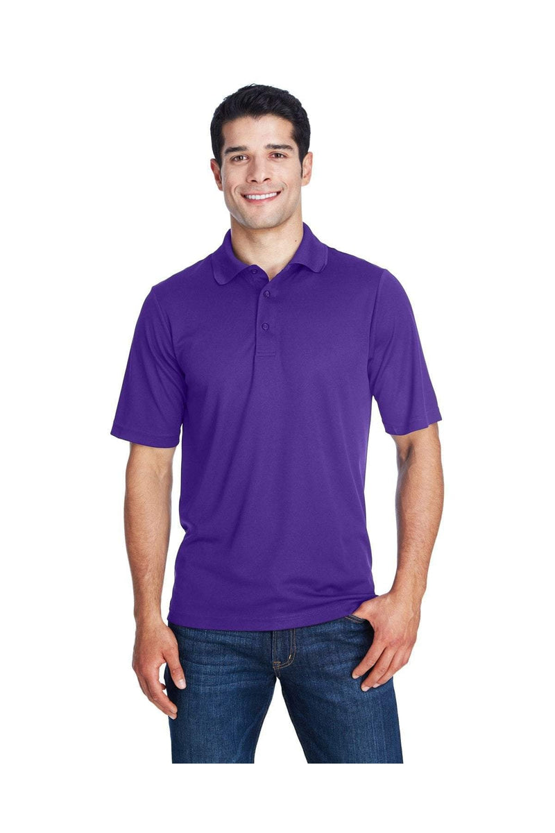 Ash City - Core 365 88181: Men's Origin Performance Pique Polo-Polos-Bulkthreads.com, Wholesale T-Shirts and Tanks