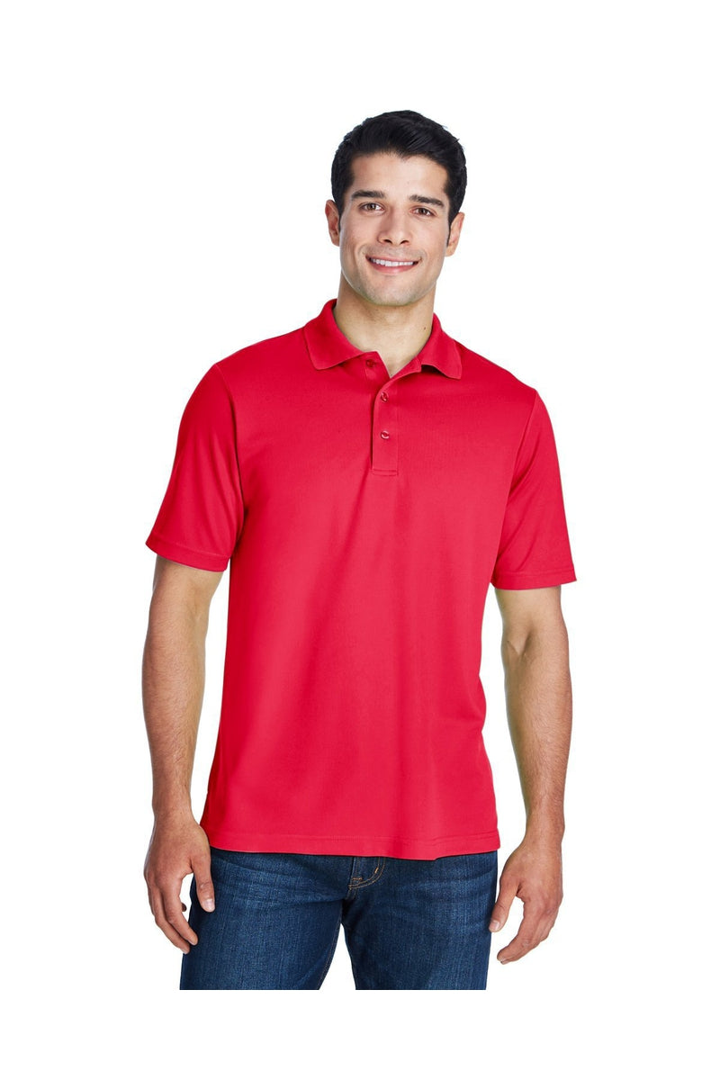 Ash City - Core 365 88181: Men's Origin Performance Pique Polo, Basic Colors-Polos-Bulkthreads.com, Wholesale T-Shirts and Tanks