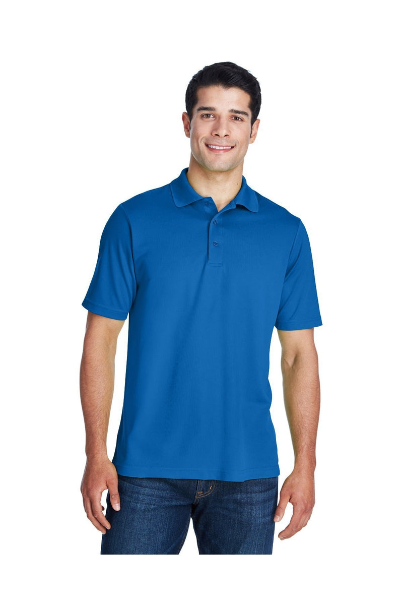 Ash City - Core 365 88181T: Men's Tall Origin Performance Pique Polo-Polos-Bulkthreads.com, Wholesale T-Shirts and Tanks