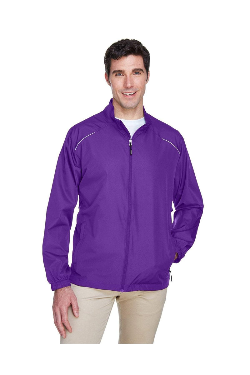 Ash City - Core 365 88183: Men's Motivate Unlined Lightweight Jacket-Outerwear-Bulkthreads.com, Wholesale T-Shirts and Tanks