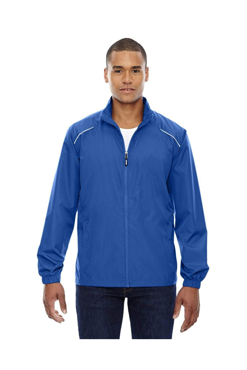 Ash City - Core 365 88183T: Men's Tall Motivate Unlined Lightweight Jacket-Outerwear-Bulkthreads.com, Wholesale T-Shirts and Tanks
