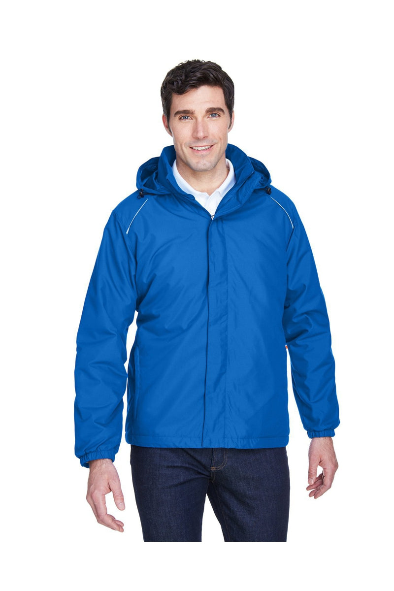 Ash City - Core 365 88189: Men's Brisk Insulated Jacket-Outerwear-Bulkthreads.com, Wholesale T-Shirts and Tanks