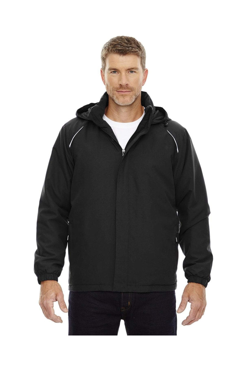 Ash City - Core 365 88189T: Men's Tall Brisk Insulated Jacket-Outerwear-Bulkthreads.com, Wholesale T-Shirts and Tanks