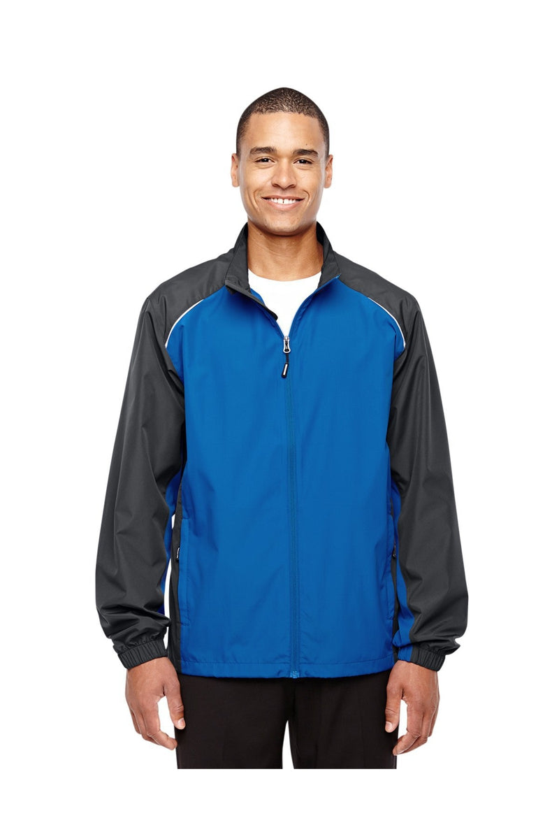 Ash City - Core 365 88223: Men's Stratus Colorblock Lightweight Jacket-Outerwear-Bulkthreads.com, Wholesale T-Shirts and Tanks