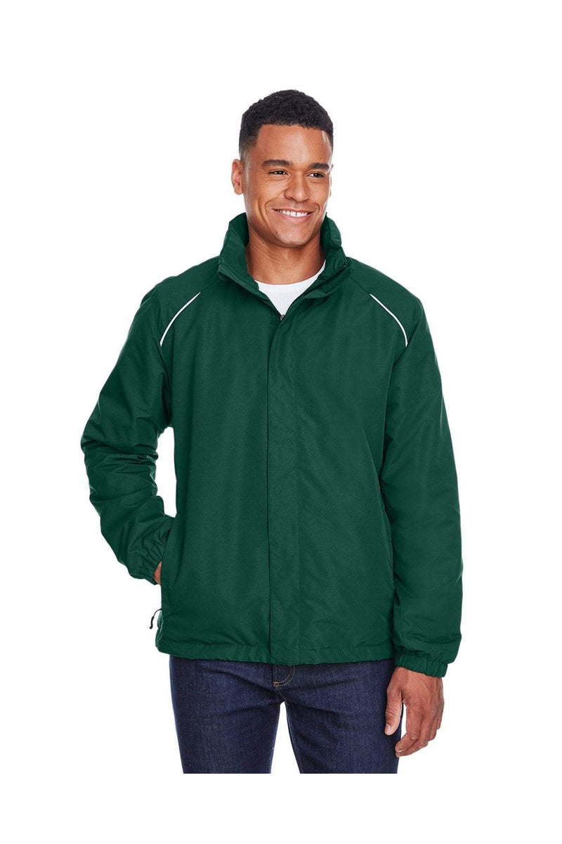 Ash City - Core 365 88224: Men's Profile Fleece-Lined All-Season Jacket-Outerwear-Bulkthreads.com, Wholesale T-Shirts and Tanks