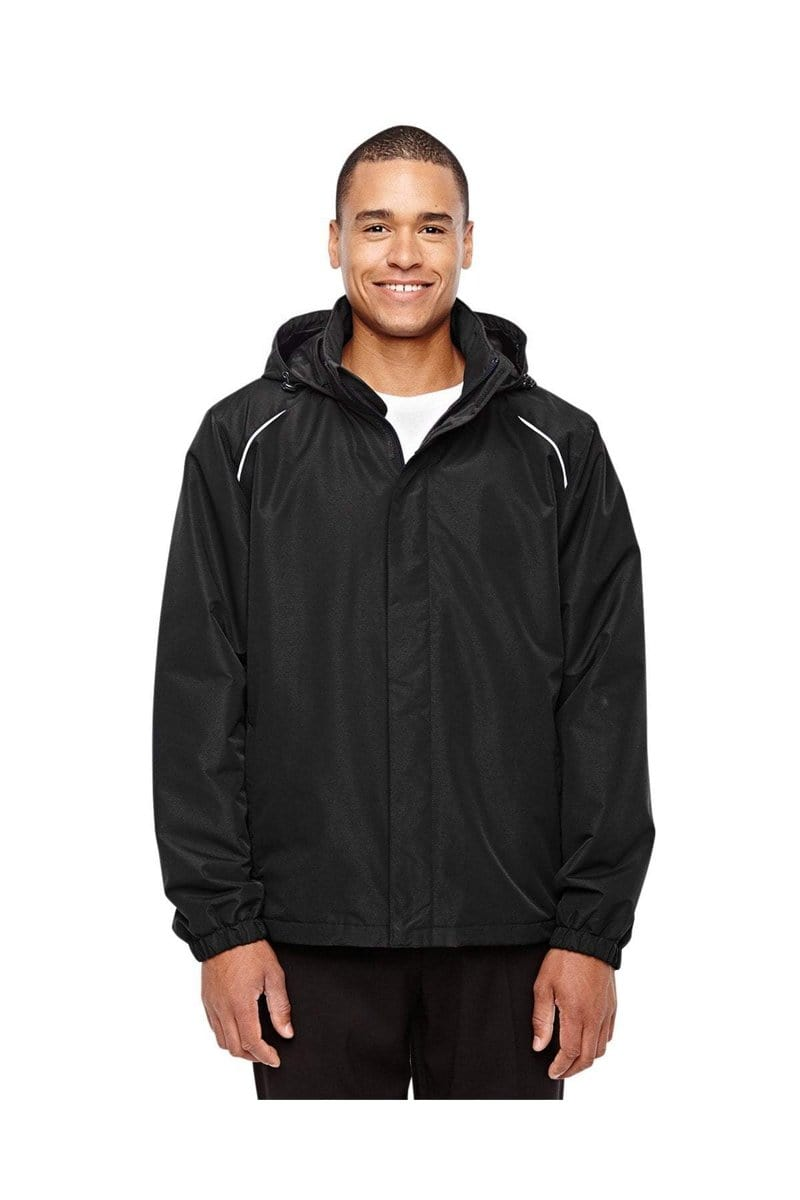 Ash City - Core 365 88224T: Men's Tall Profile Fleece-Lined All-Season Jacket-Outerwear-Bulkthreads.com, Wholesale T-Shirts and Tanks