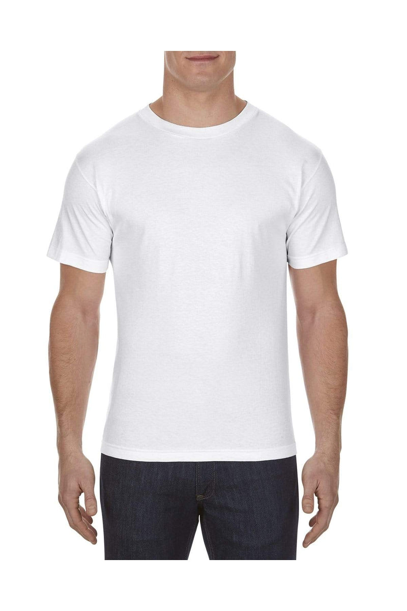 Alstyle AL1301: Adult 6.0 oz., 100% Cotton T-Shirt-T-Shirts-wholesale apparel
