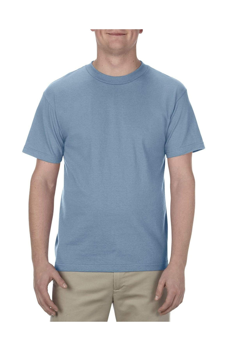 Alstyle AL1301: Adult 6.0 oz., 100% Cotton T-Shirt, Basic Colors-T-Shirts-wholesale apparel