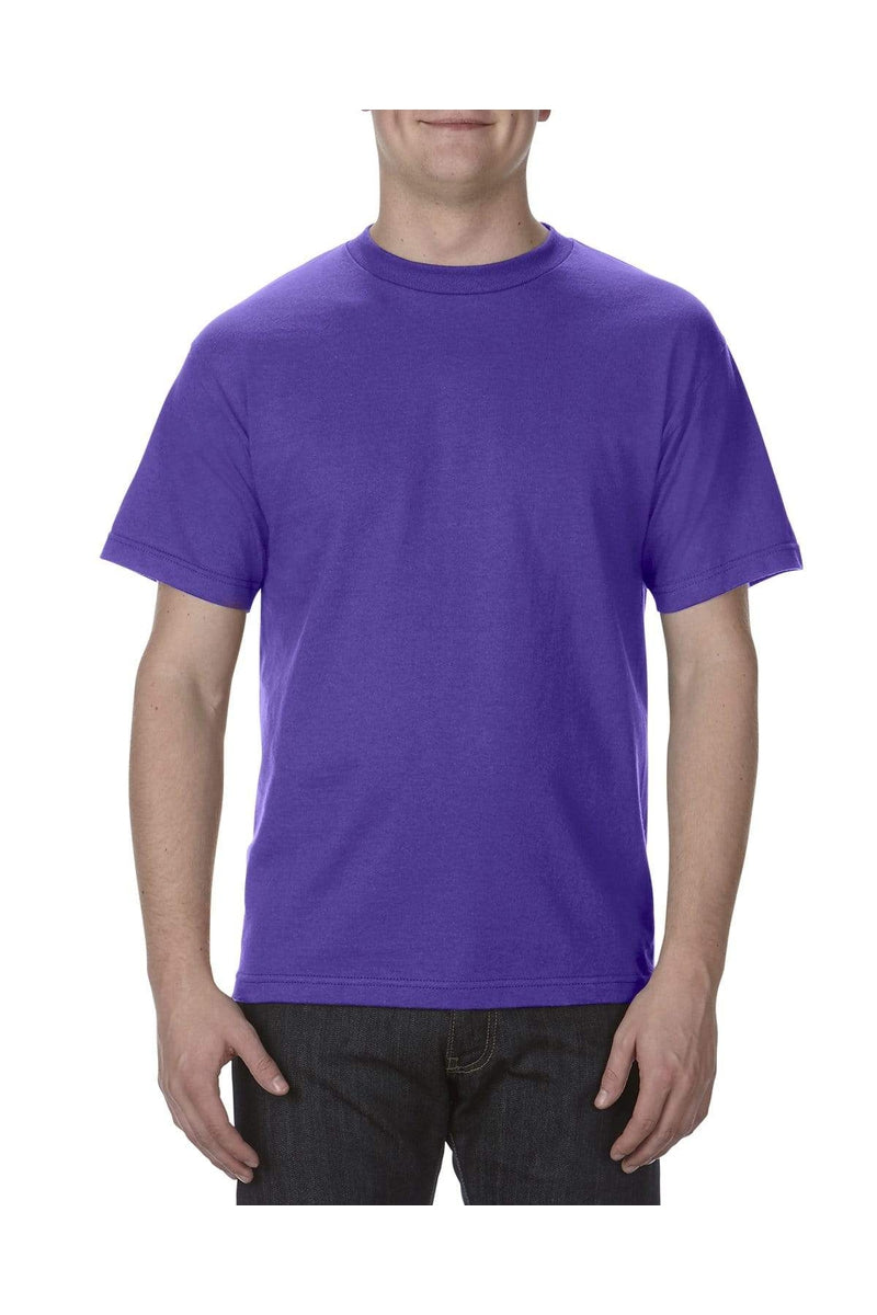 Alstyle AL1301: Adult 6.0 oz., 100% Cotton T-Shirt, Traditional Colors-T-Shirts-wholesale apparel