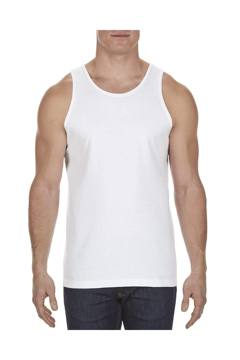 Alstyle AL1307: Adult 6.0 oz., 100% Cotton Tank Top-T-Shirts-wholesale apparel